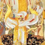 Cristo risorto (Rupnik)