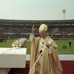 Giovanni Paolo II a Catanzaro