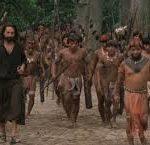 The Mission e indios