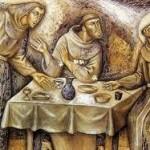 Francesco al tavolo