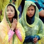 Fillipine in preghiera