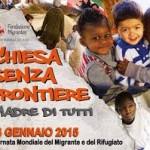 Giornata del migrante 2015
