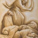 Protomartiri francescani - martirio