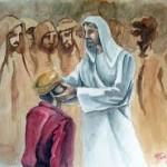 Gesù e il cieco