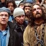 Gibson con Gesù insanguinato
