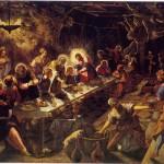 Ultima Cena di Tintoretto