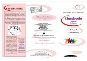 Cinecircolo (Edizione I) 2