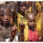 Bambini burundesi rifugiati in Tanzania