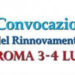 Convocazione del RnS 2015