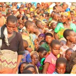 Rifugiati - esodo dal Burundi verso la Tanzania