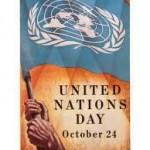 Nazioni Unite 24 ottobre