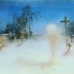 Cimitero - croci