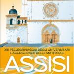 Pellegrinaggio universitari ad Assisi-2015