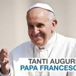Francesco Papa - Auguri